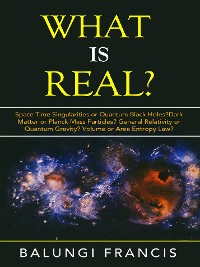 Cover What is Real?