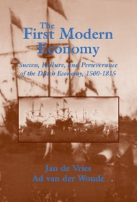 Cover First Modern Economy