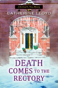 Cover Death Comes to the Rectory