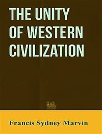 Cover The Unity of Civilization