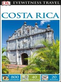 Cover DK Eyewitness Travel Guide Costa Rica