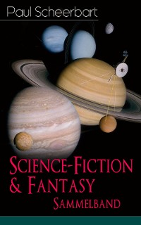 Cover Science-Fiction & Fantasy Sammelband