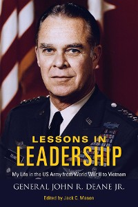 Cover Lessons in Leadership