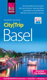 Cover Reise Know-How CityTrip Basel