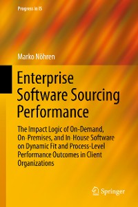 Cover Enterprise Software Sourcing Performance