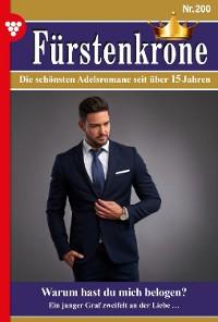Cover Fürstenkrone 200 – Adelsroman