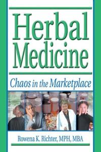Cover Herbal Medicine