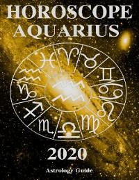 Cover Horoscope 2020 - Aquarius