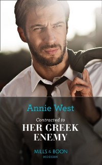 Cover Contracted To Her Greek Enemy