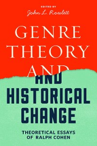 Cover Genre Theory and Historical Change