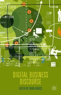 Cover Digital Business Discourse