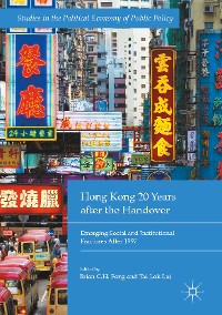 Cover Hong Kong 20 Years after the Handover