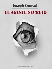 Cover El agente secreto