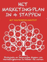 Cover Het marketingplan in 4 stappen