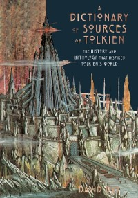 Cover Dictionary of Sources of Tolkien