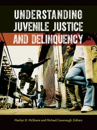Cover Understanding Juvenile Justice and Delinquency