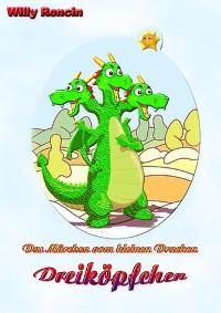 Cover Das Märchen vom kleinen Drachen Dreiköpfchen