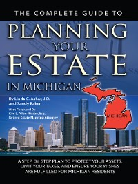 Cover The Complete Guide to Planning Your Estate in Michigan