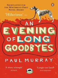 Cover An Evening of Long Goodbyes