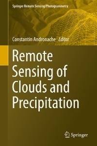 Cover Remote Sensing of Clouds and Precipitation