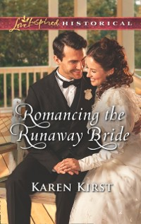 Cover Romancing The Runaway Bride (Mills & Boon Love Inspired Historical) (Return to Cowboy Creek, Book 3)