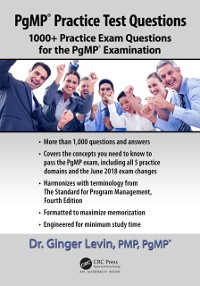 Cover PgMP(R) Practice Test Questions