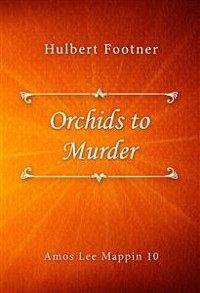 Cover Orchids to Murder