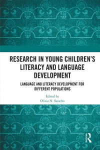 Cover Research in Young Children's Literacy and Language Development