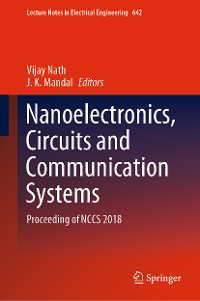 Cover Nanoelectronics, Circuits and Communication Systems