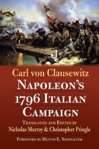 Cover Napoleon's 1796 Italian Campaign