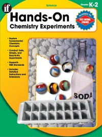 Cover Hands-On Chemistry Experiments, Gr. K - 2