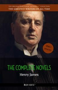 Cover Henry James: The Complete Novels