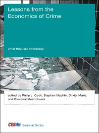 Cover Lessons from the Economics of Crime