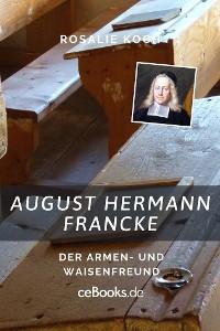 Cover August Hermann Francke