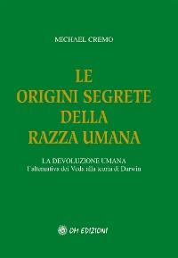 Cover Le origini segrete della razza umana