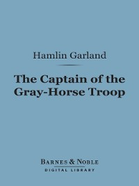 Cover The Captain of the Gray-Horse Troop