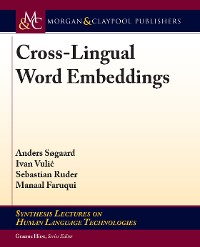 Cover Cross-Lingual Word Embeddings