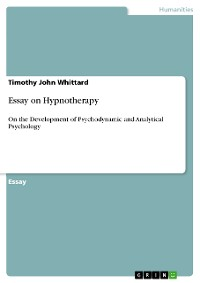 Cover Essay on Hypnotherapy