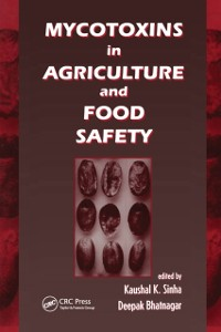 Cover Mycotoxins in Agriculture and Food Safety
