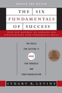 Cover Six Fundamentals of Success