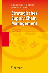 Cover Strategisches Supply Chain Management