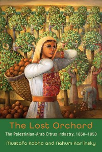 Cover The Lost Orchard