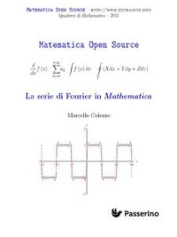 Cover La serie di Fourier in Mathematica