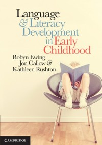 Cover Language and Literacy Development in Early Childhood