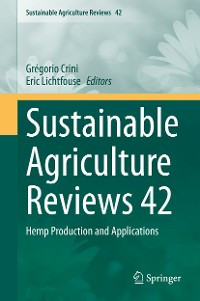 Cover Sustainable Agriculture Reviews 42