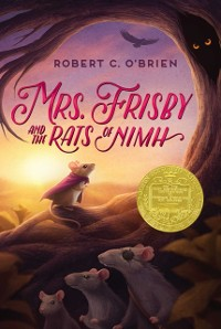 Cover Mrs. Frisby and the Rats of Nimh