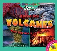 Cover Cómo los volcanes dan forma a la Tierra