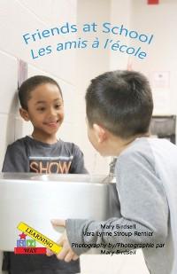 Cover Friends at School/ Les amis a` l'e`cole