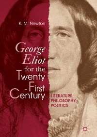 Cover George Eliot for the Twenty-First Century