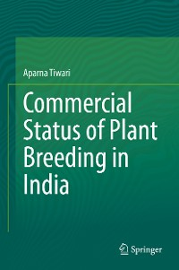 Cover Commercial Status of Plant Breeding in India
